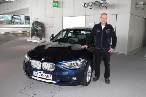 PKW BMW 1er